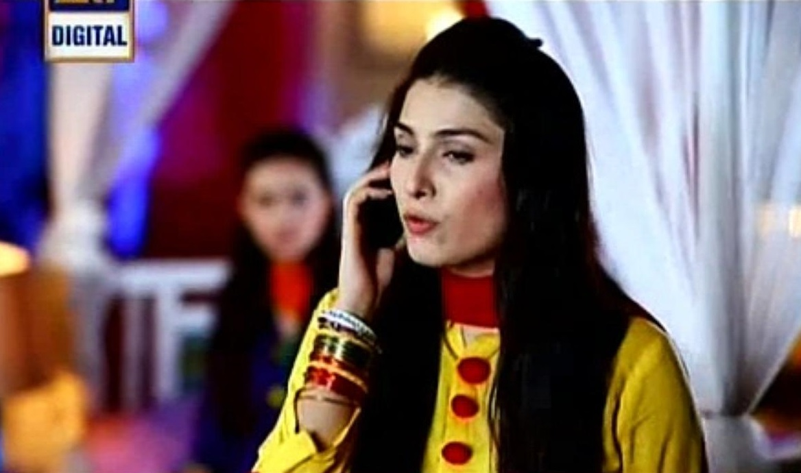 Ayeza Khan in Payarey Afzal