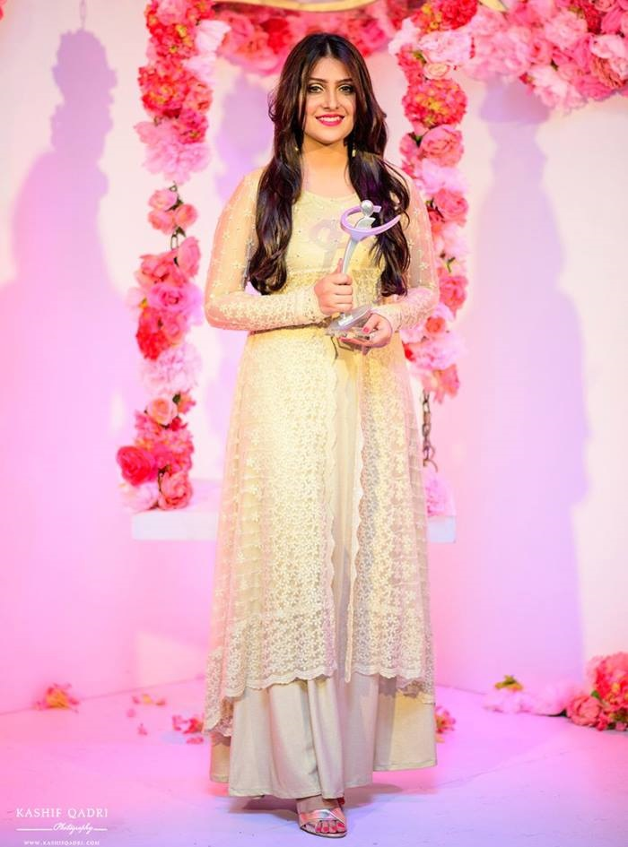 Ayeza Khan at Hum Awards