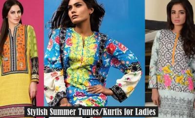 Summer-Tunics-Kurtis-2016-2017-Designs-for-women