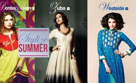 Westside Latest Western and Indian Summer Dresses Collection 2016-2017