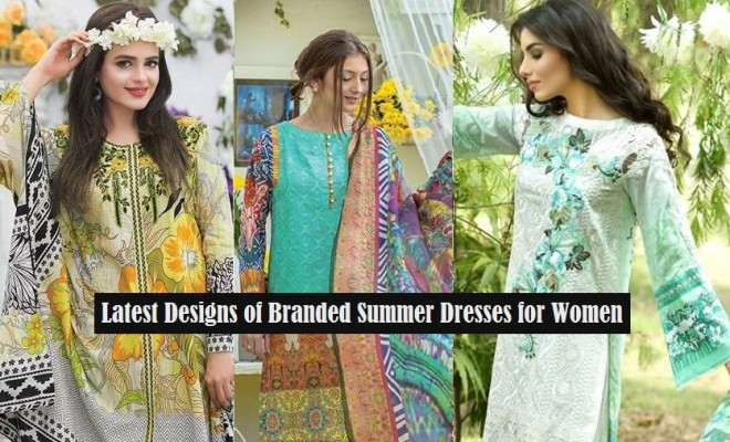 306663b08574 Branded Lawn Summer Dresses by Famous Pakistani Clothing Brands