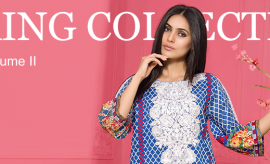 Mausummery Spring Summer Lawn 2016-2017 Complete Catalogue Vol 2