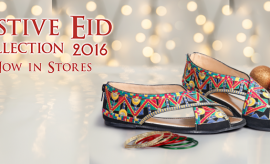 Stylo Eid Shoes Latest Festive Collection 2016-2017 for Girls