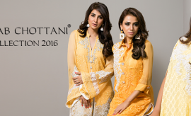 Zainab Chottani New Formal Eid Dresses 2016-2017 Collection for Women