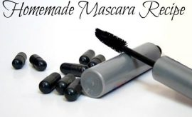 How to Make Natural Mascara at Home? – Best Homemade Mascara Recipes
