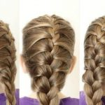 how to do french braid 11