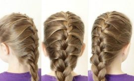 How to Tie French Braid? Step by Step French Knot Tutorial with Pictures