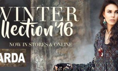 warda designer winter collection 2016-2017 designs
