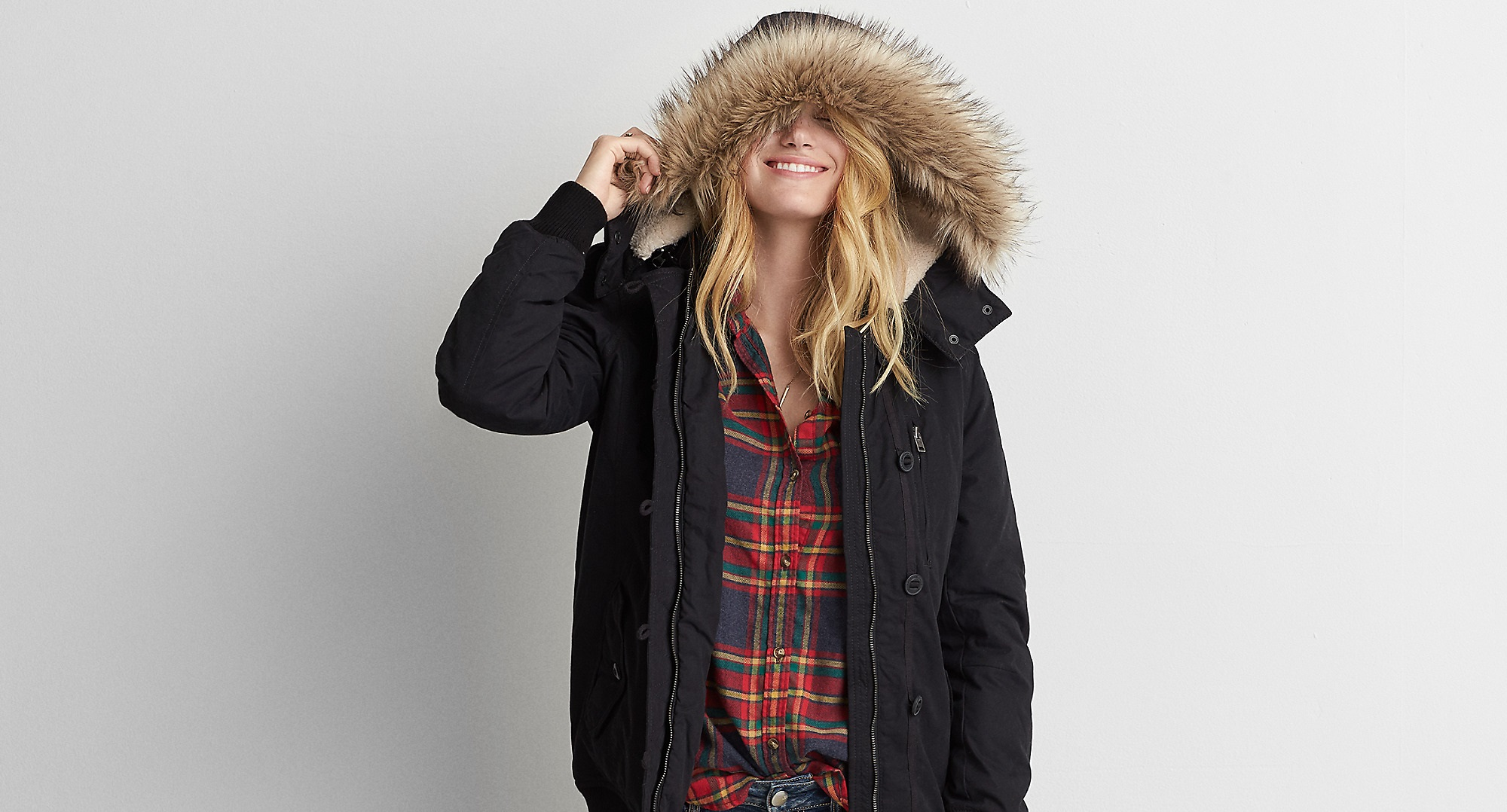 American Eagle Outfitters Winter dresses 2016-2017
