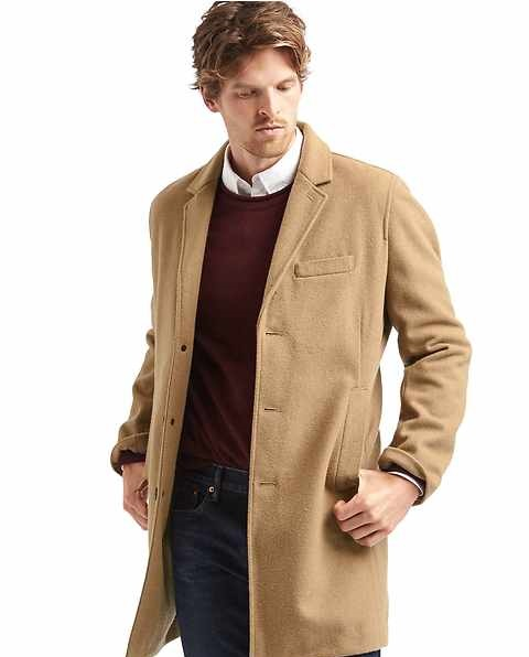 combie coat by Gap winter collection 2016