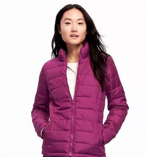 fuschia generation jacket for winters 2016