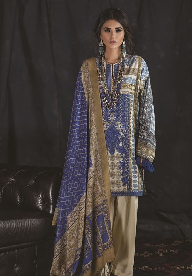 Ethnic Winter Collection 2016-2017