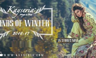 Kayseria Winds of Winter Collection 2016-2017