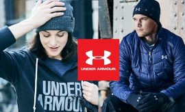 Under Armour Autumn Winter Collection 2017-2018 for Men and Women