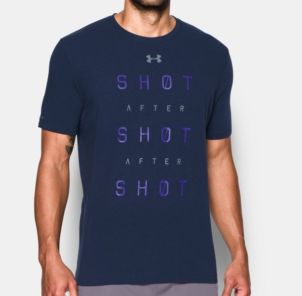 UA shot after shot after shot by Under Armour