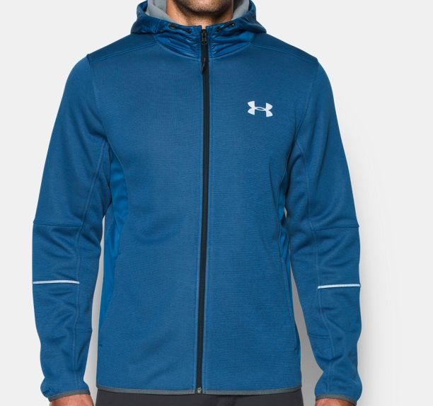 US royal blue storm swacket