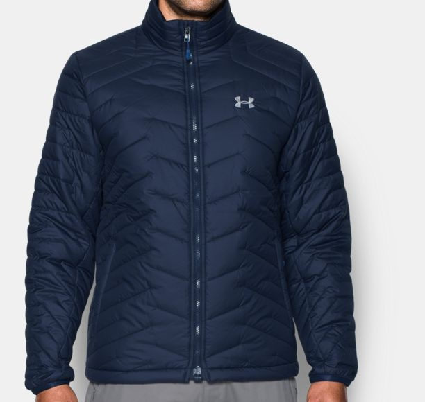 Goldgear reactor jacket by Under Armour
