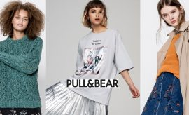 Pull and Bear New Stylish Winter Dresses 2017 for Ladies