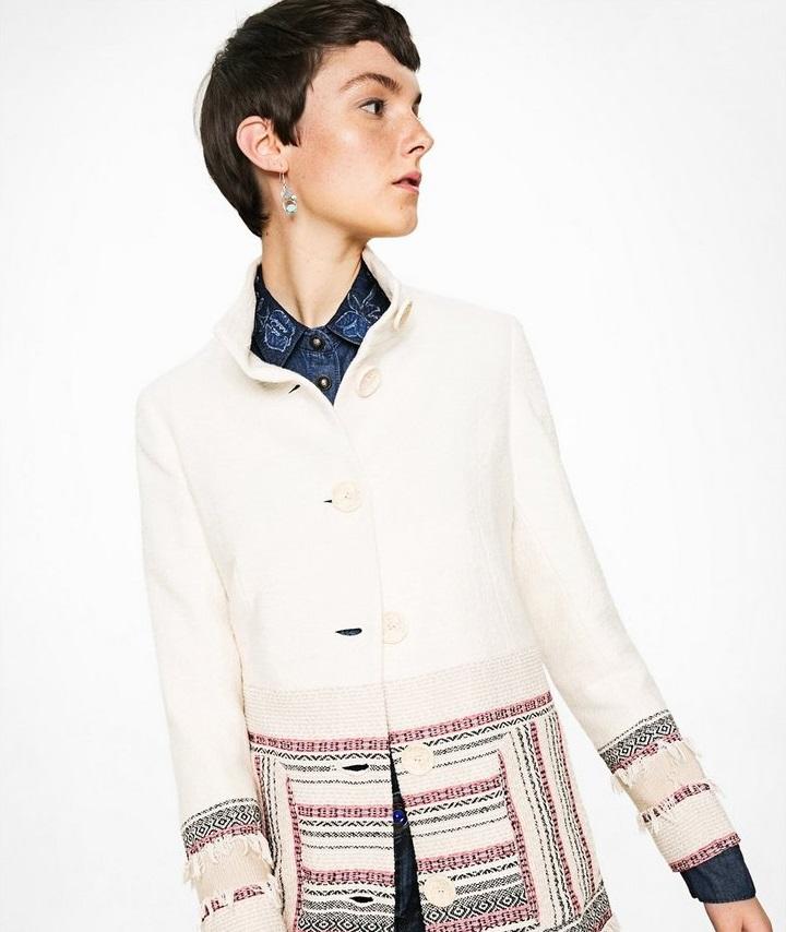 Desigaul Asha Winter coat for ladies