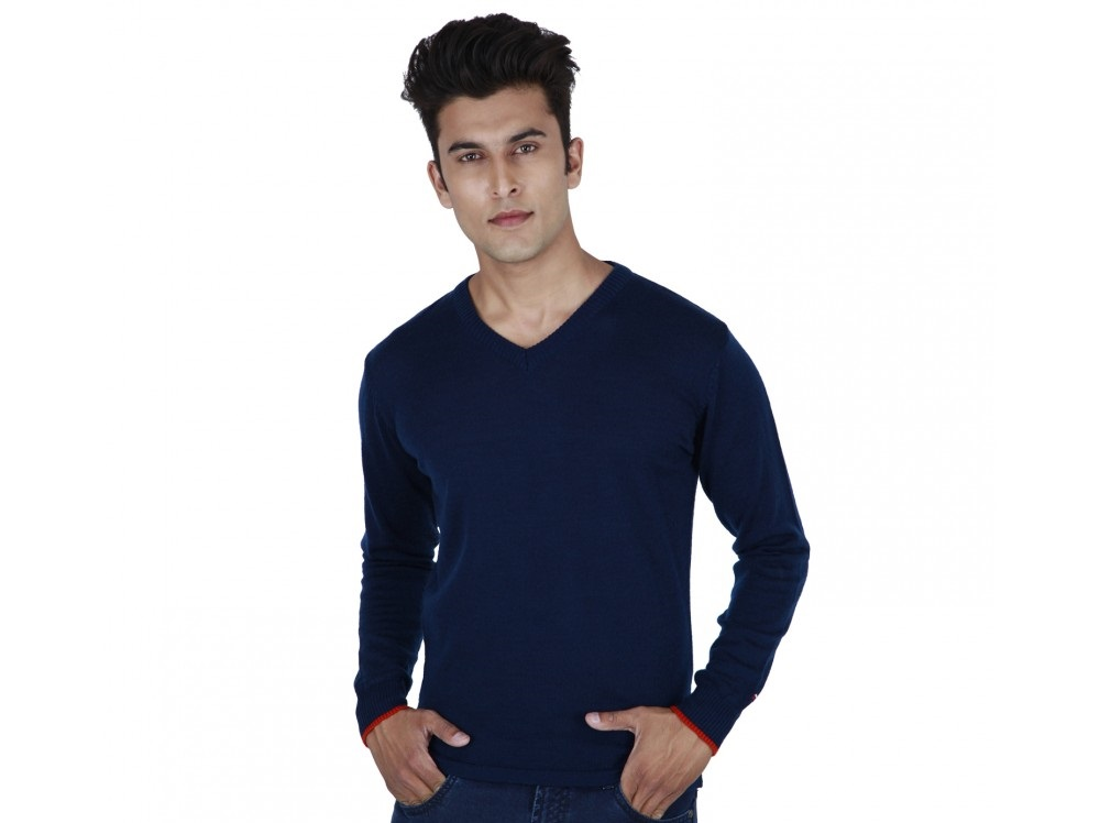 Provogue Winter COT V Acro wool sweatshirt for men