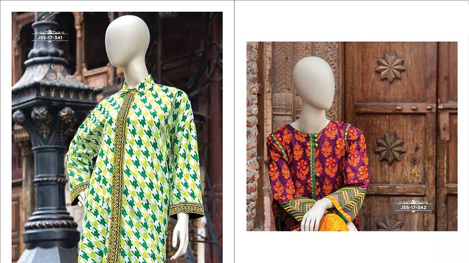colorful RTW Summer tunics by J.