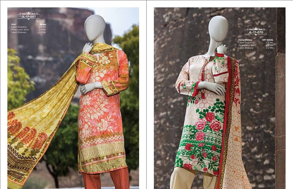 prima lawn shirts with lawn dupatta and lawn shalwars