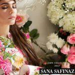Sana Safinaz Lawn 2017