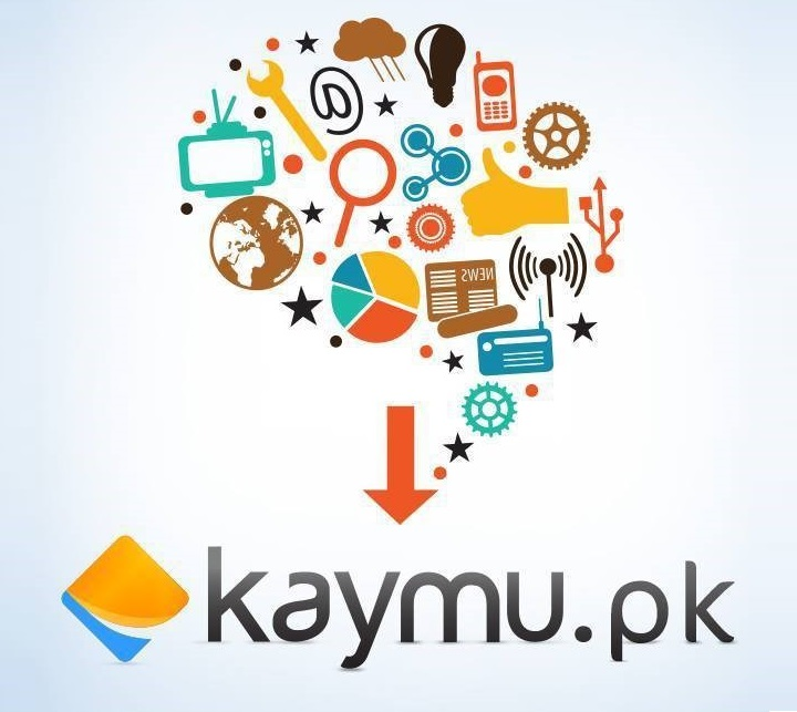 Pakistan's top online shopping website Kaymu.pk