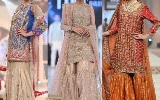 Designer Sharara Pants Designs