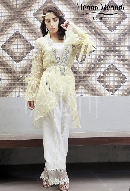b59a877cb603 Waist Belt Dresses 2017-2018 Designs Latest Designer Collection