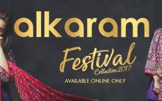 Alkaram Festival Collection 2017-2018