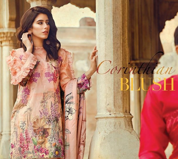 Cross Stitch Eid look-book 2017