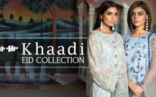 Khaadi Eid Dresses 2017-2018 Collection