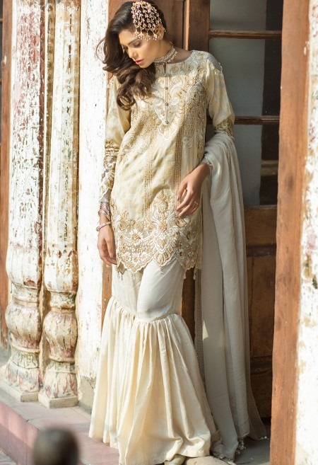 Mausummery Luxury Eid Collection 2017 (1)
