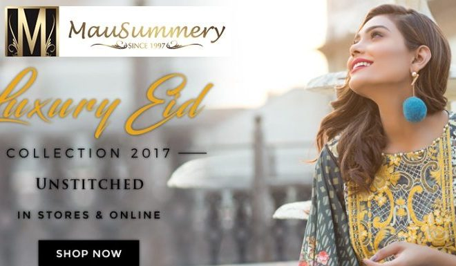 Mausummery Eid Collection 2017