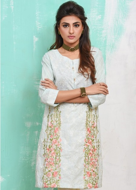 Mausummery ICE BREAK RTW tunic for Eid