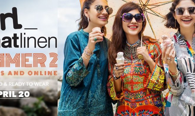 4a9ec8a1764 Nishat Linen Summer Lawn 2018 Dress Designs by Nisha