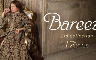 Bareeze Eid Collection 2017