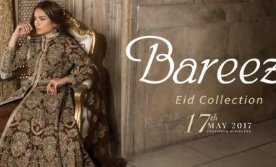 Bareeze Eid Collection 2017