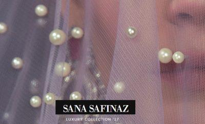 Sana Safinaz Eid 2017 Collection