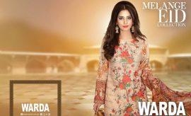 Warda Designer Melange Eid Collection full Catalogue