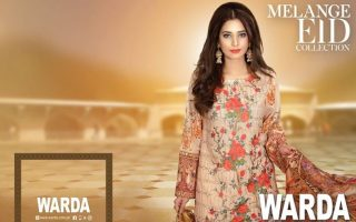 Warda Eid Collection 2017