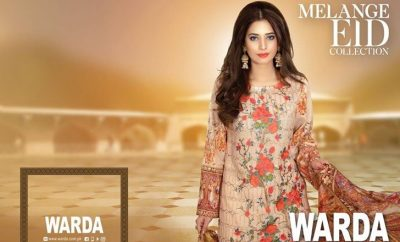 Warda Eid Collection 2017