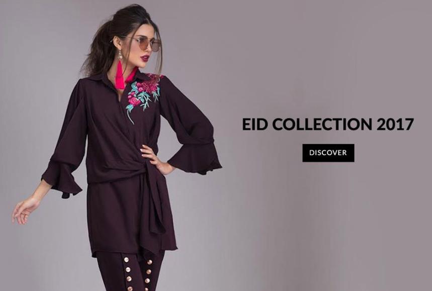 Zainab Chottani Luxury Pret Eid Collection 2017