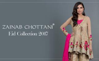 Zainab Chottani Eid Collection 2017