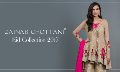 Zainab Chottani Eid Collection 2017