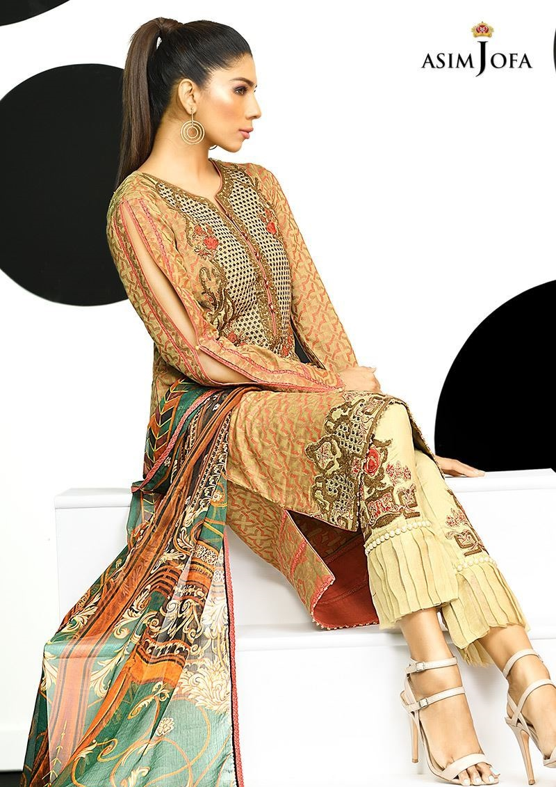 Asim Jofa luxury Eid dress