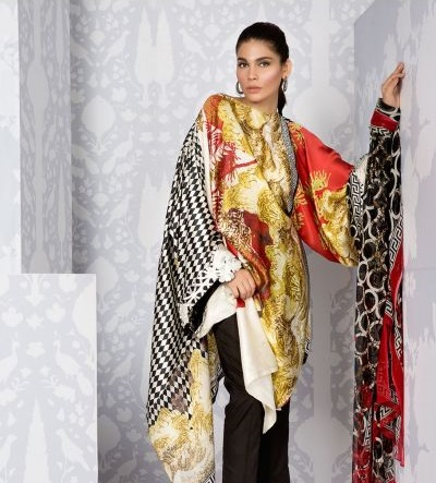Beautiful Eid dress by Sana Safinaz