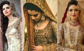 Exclusive Bridal wear Jewelry Designs 2017-2018 Trends