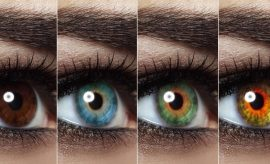 Trendy makeup ideas and styles for different eye colors